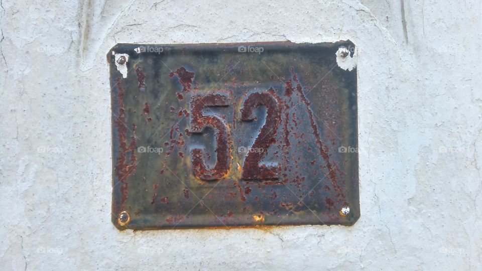 Number old home in willage