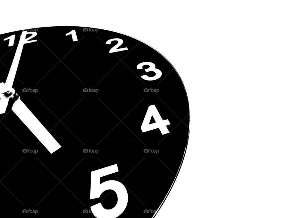 It's 5 O'clock!
