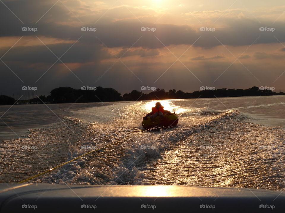 Fun on the river - foapaug18