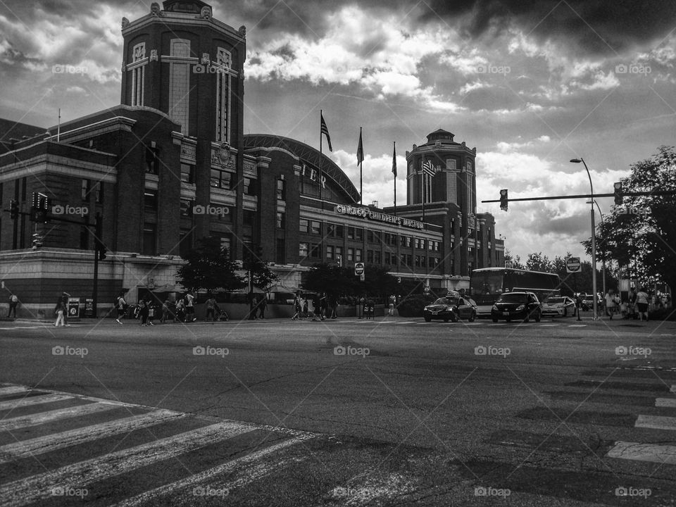 Navy Pier August 9, 2017 Chicago, Illinois 11:43 A.M.   Picture Credit : Antonio D. Ball   📸