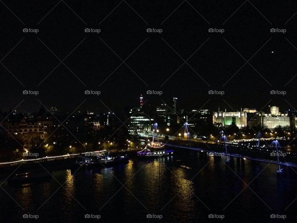 London Landscape Night