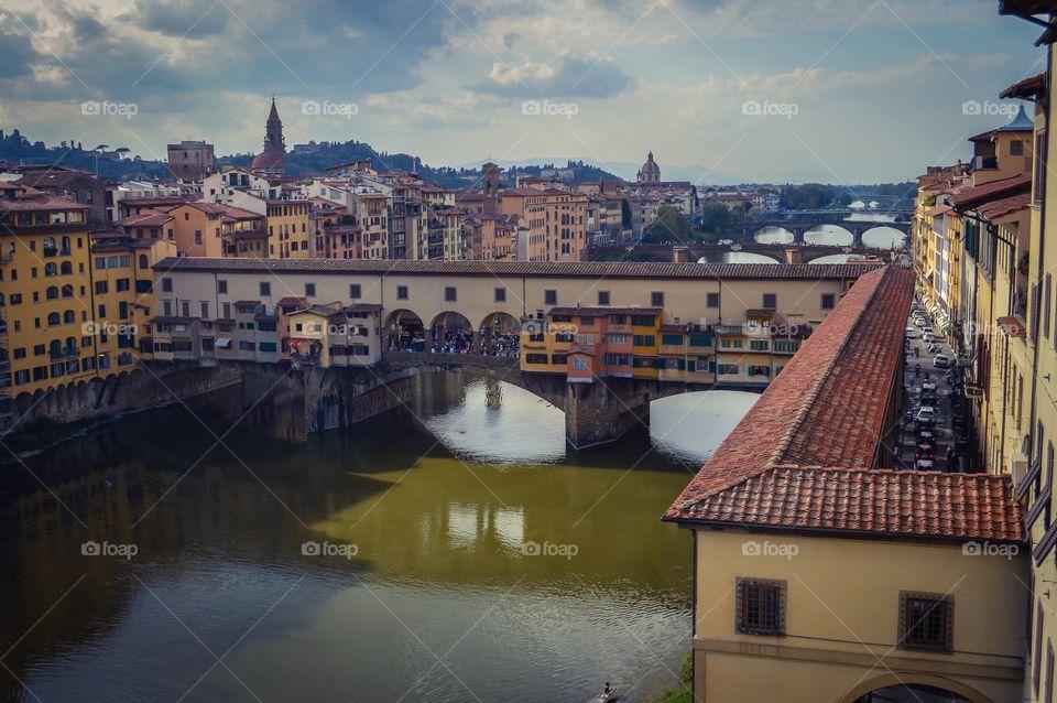 Puente Vecchio, Florence, Italy