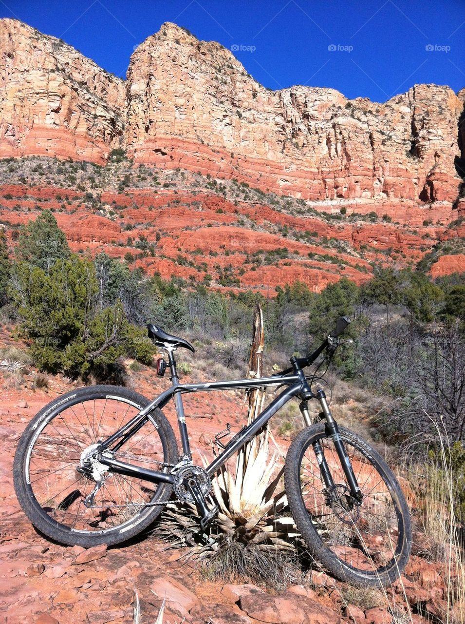 Sedona mountain bike