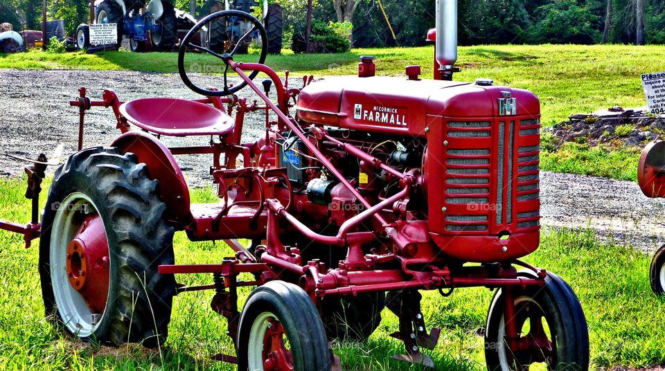 Georgia Tractor