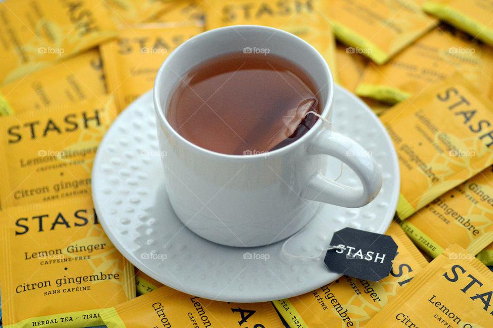 Bold and Bright Stash Tea