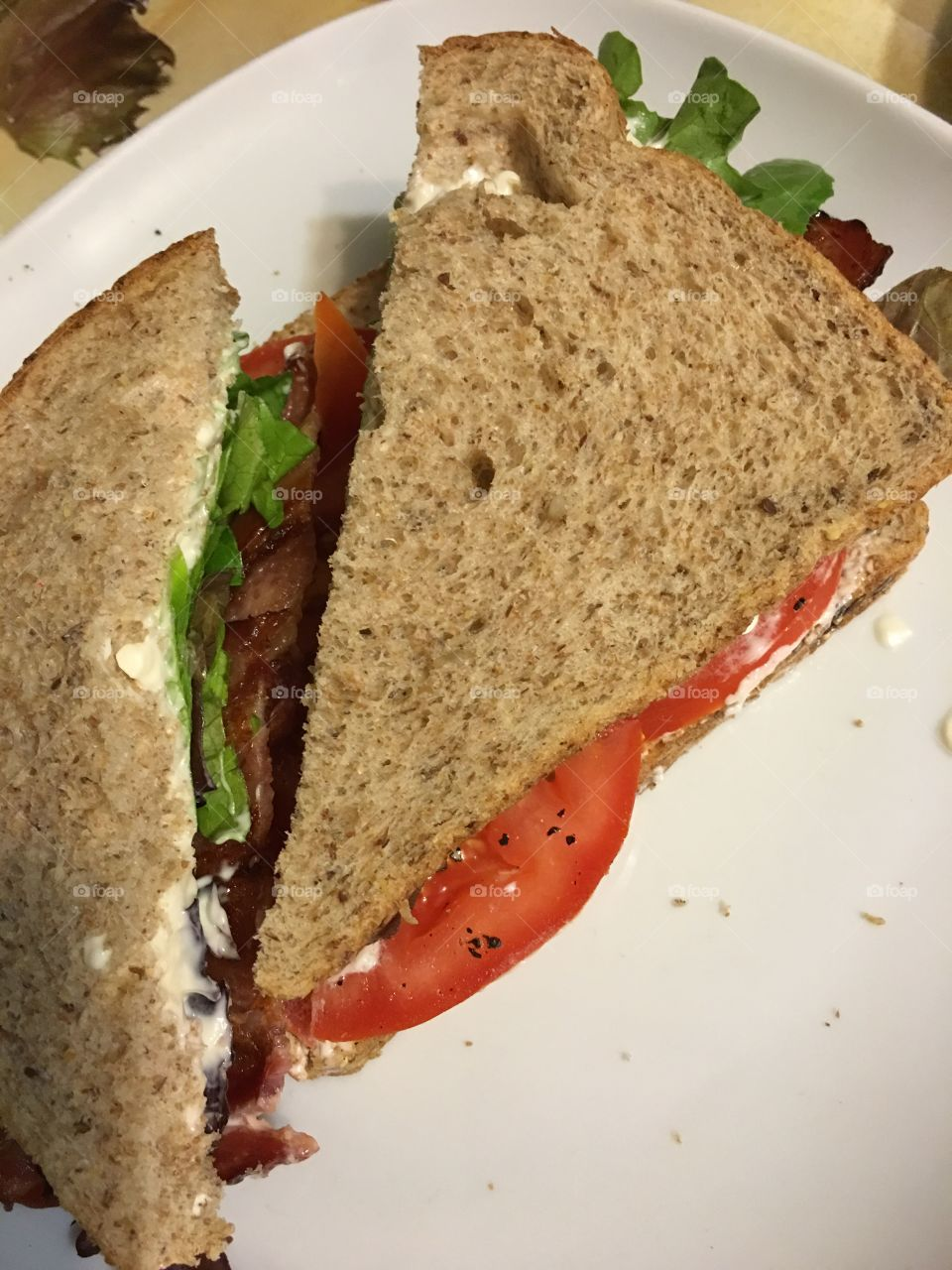 Bread, Food, No Person, Sandwich, Lunch