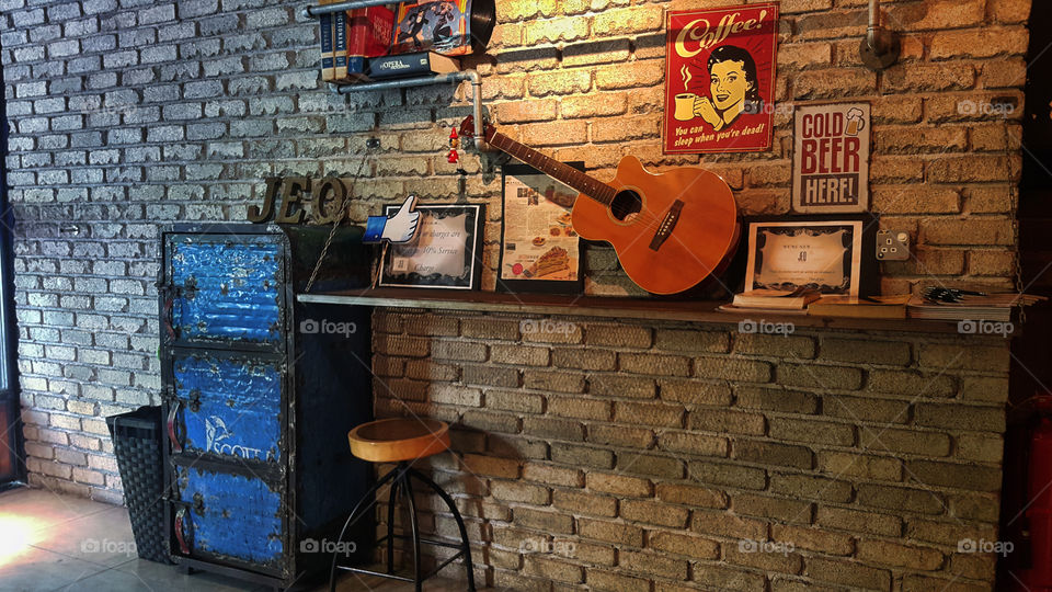 display cafe