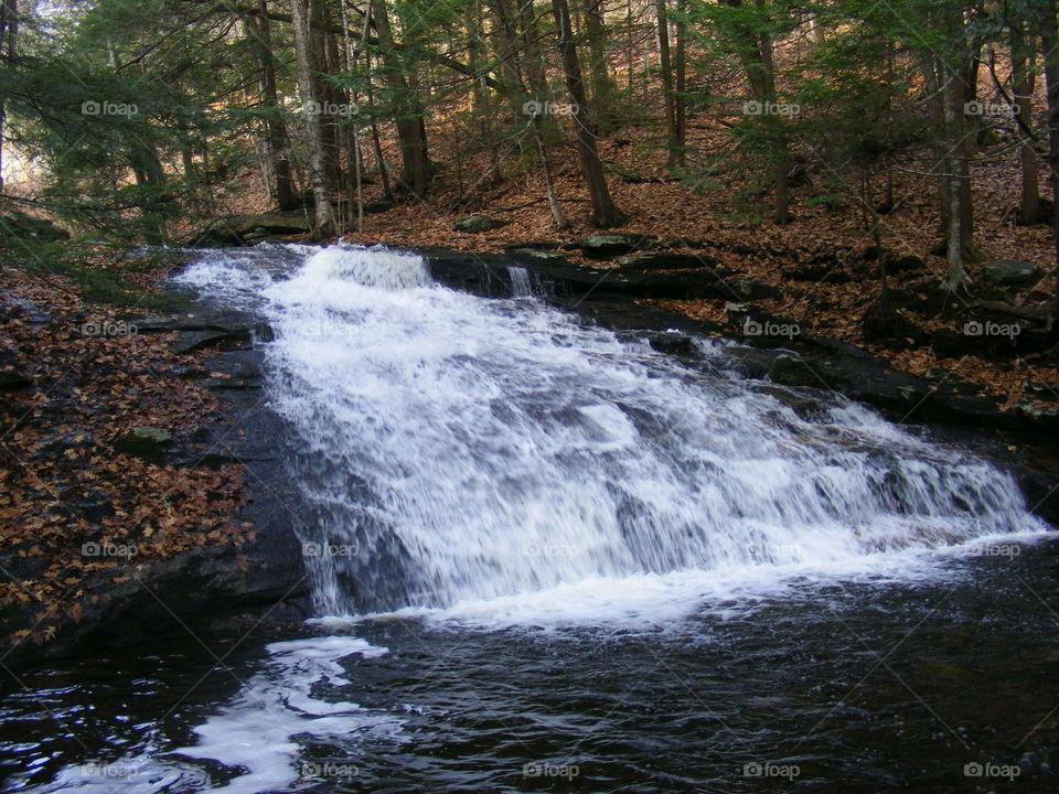 Falls by Chapel Ledges