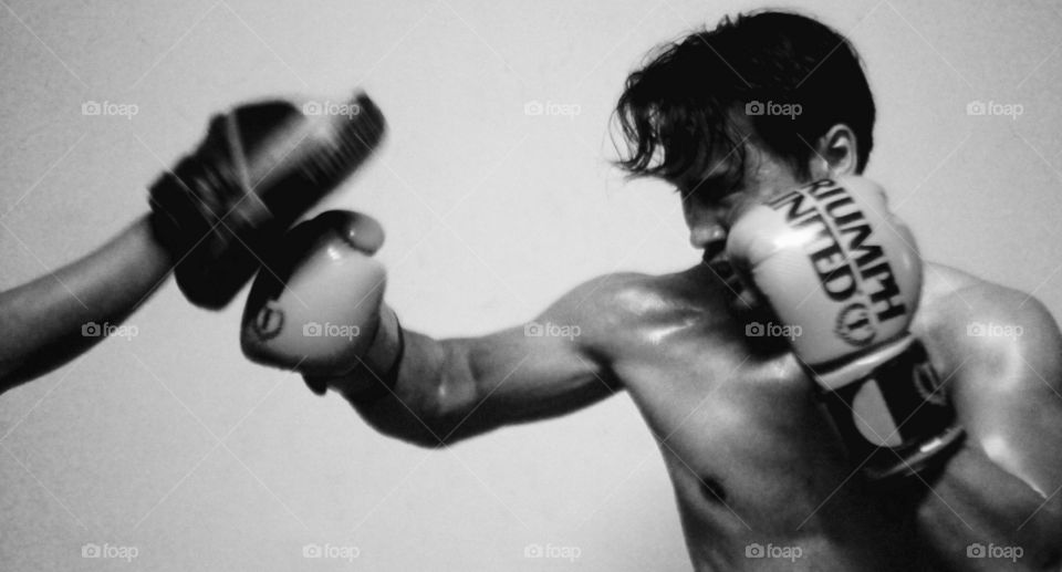 It's not the cross, it's the uppercut that comes next.