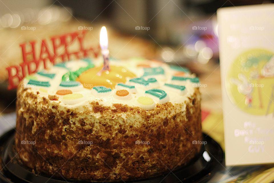 My birthday cake 🎂