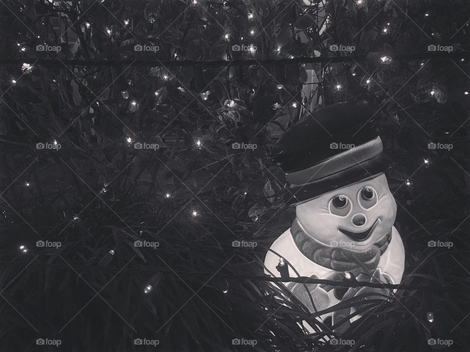 Snowman cuteness overload