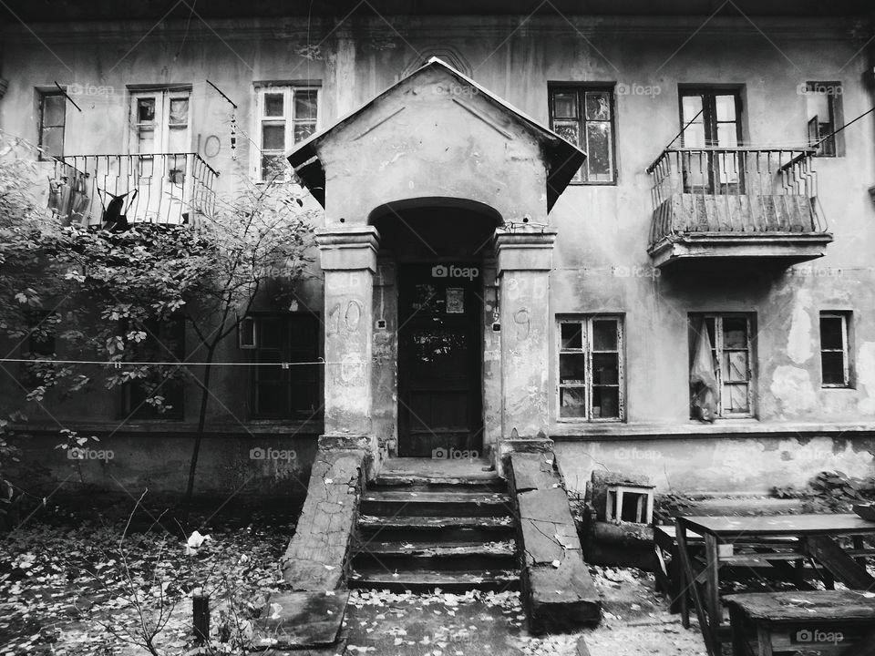 old city history of Kiev