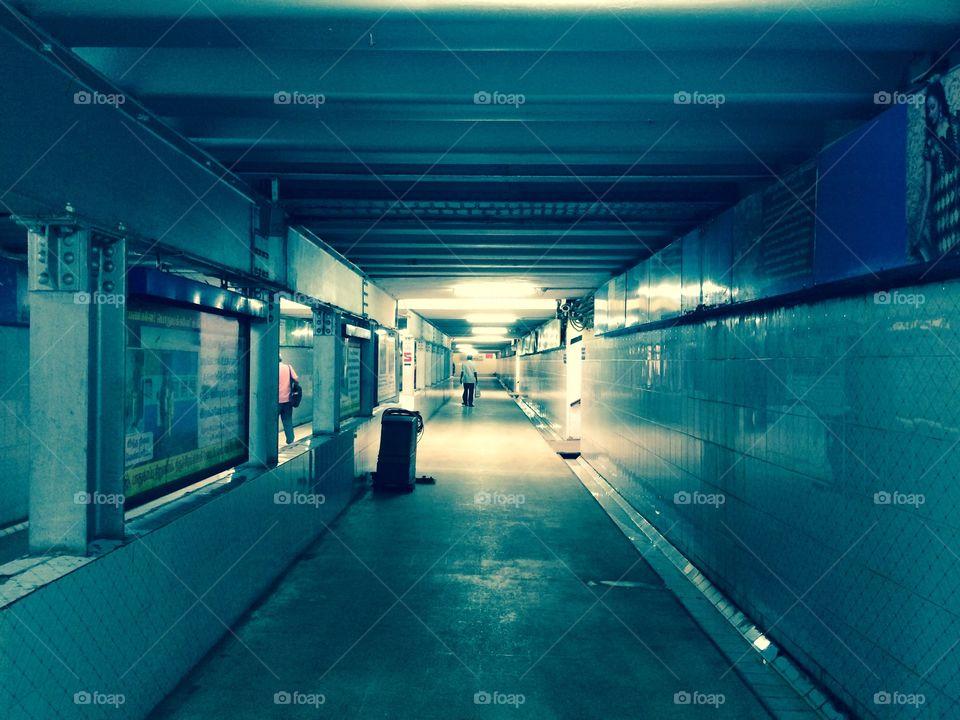underground  subways in india