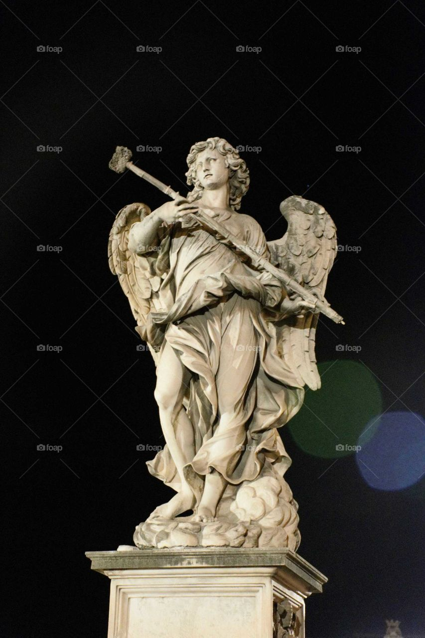 Saint Angelo statue