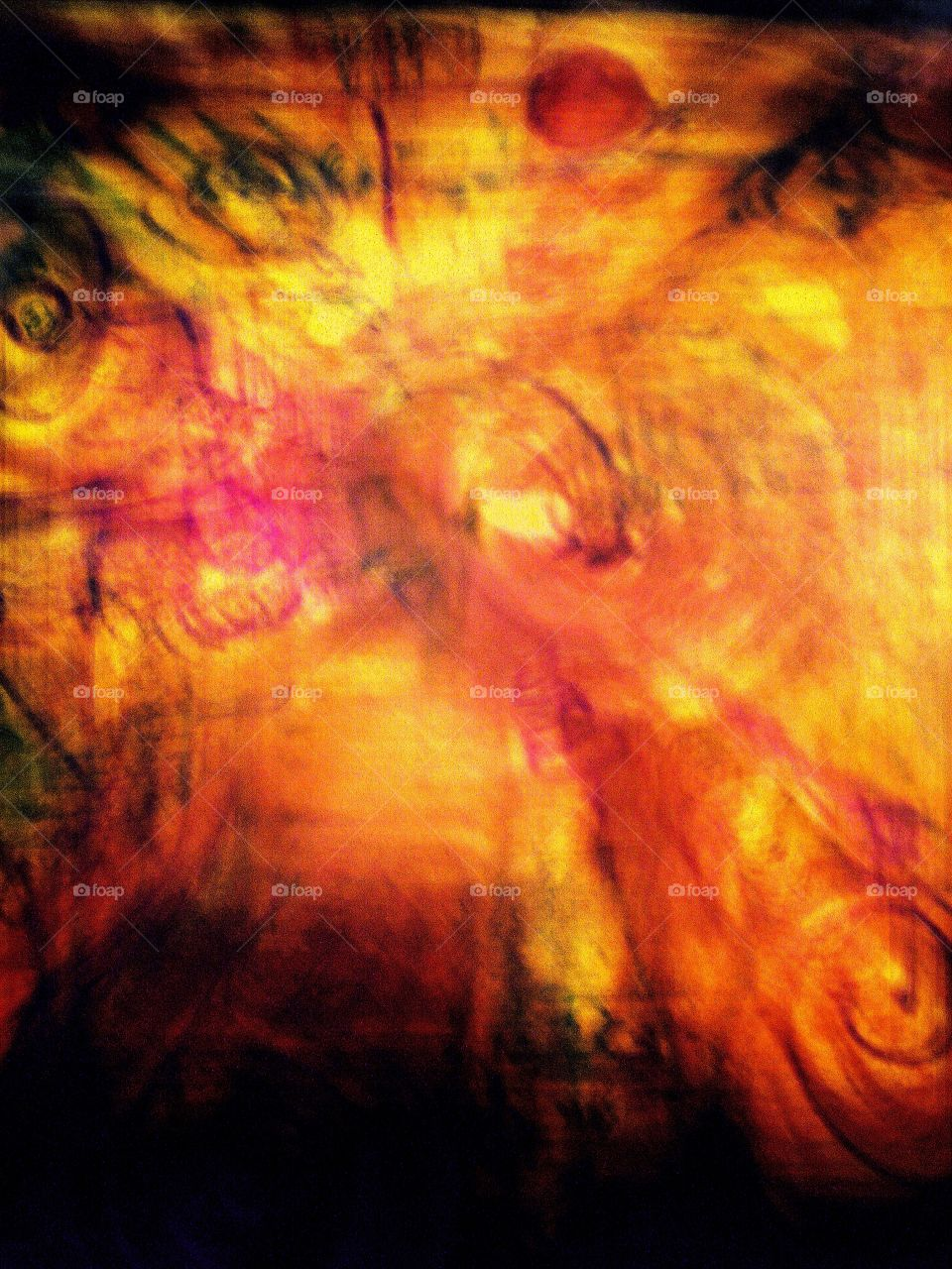 Abstract, Flame, Fantasy, Texture, Art
