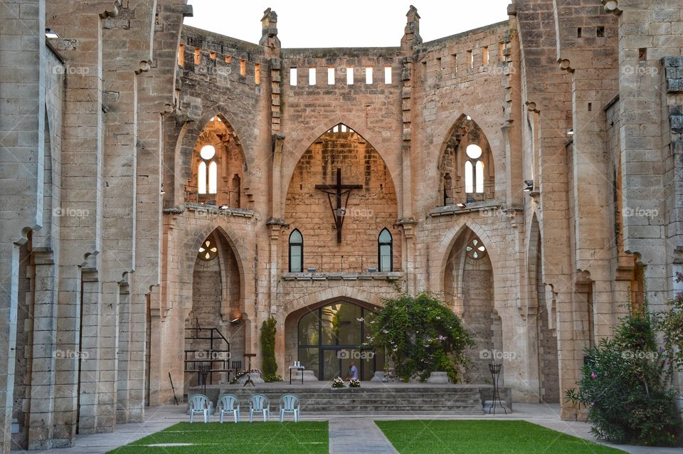 Iglesia Nueva de Son Servera (Mallorca - Spain)