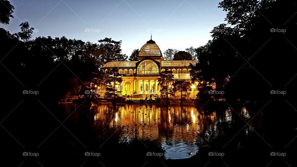 Palacio de Cristal  crystal Palace