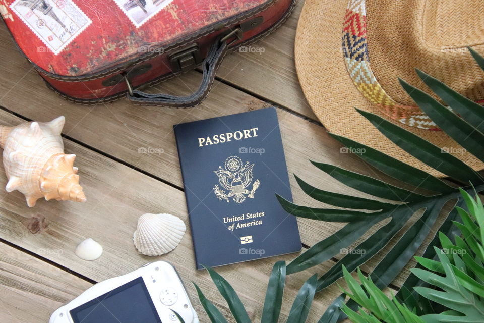 I cannot live without my United States passport allowing me to travel to other countries and experience different cultures!