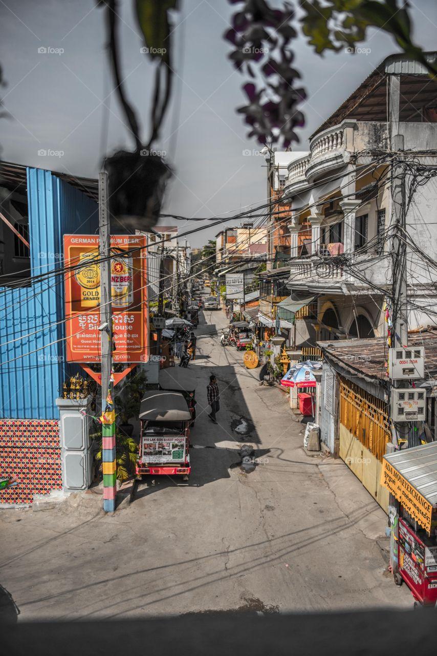 Phnom Penh Street View