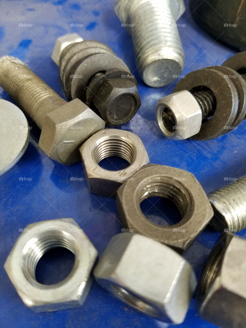 nuts bolts washers