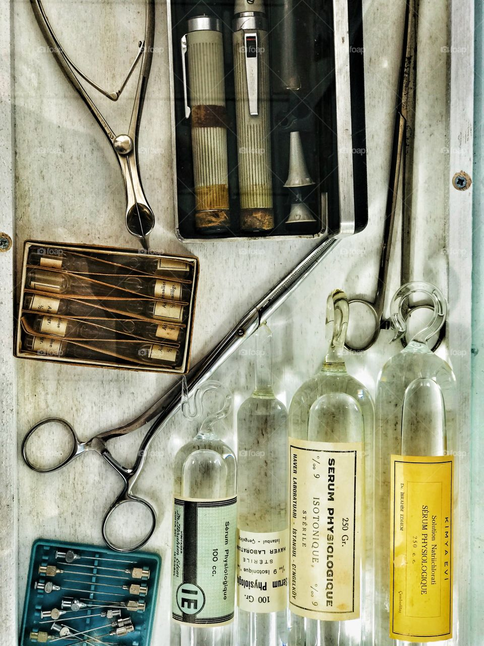 old medicine and science -1930