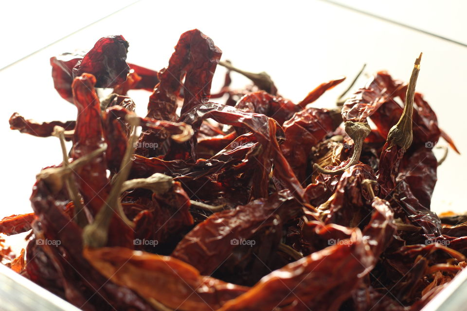 Dry Red chilies 🌶