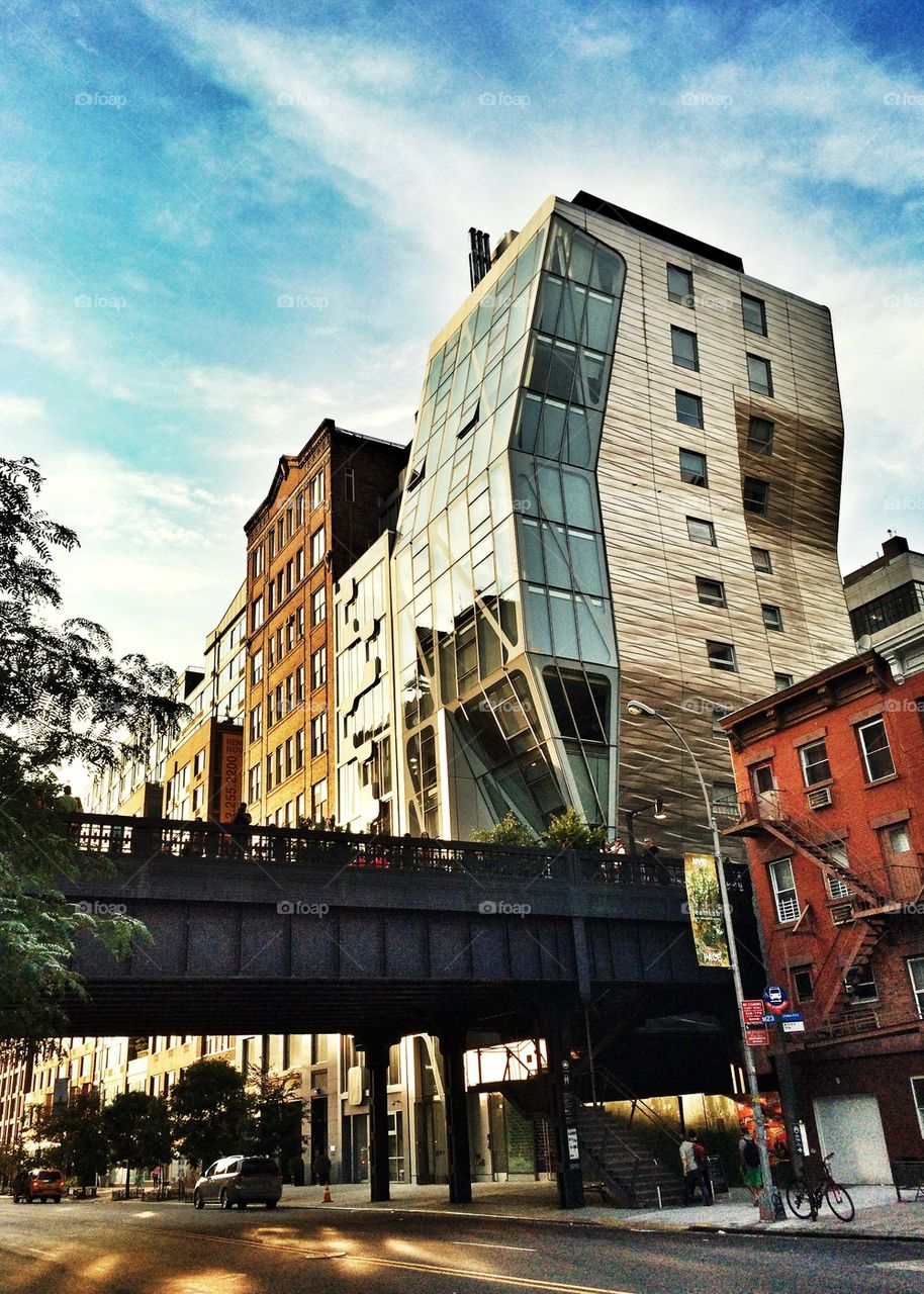 Luxury on the High Line