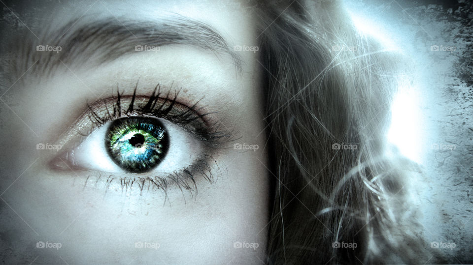 The Eye Is The Window To The Soul