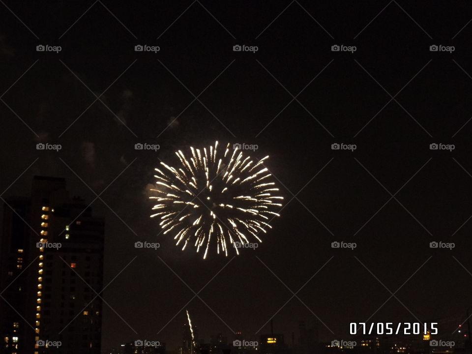 July 4th 2015 Minneapolis Riverfront Fireworks