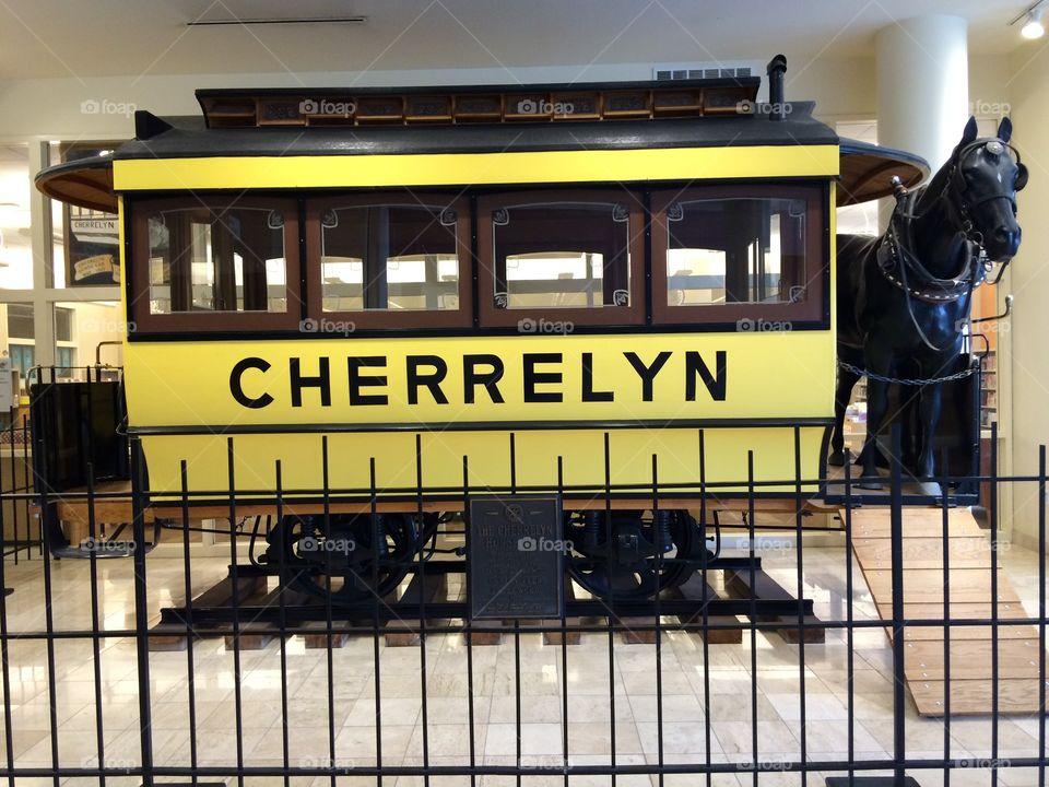 Museum . Train