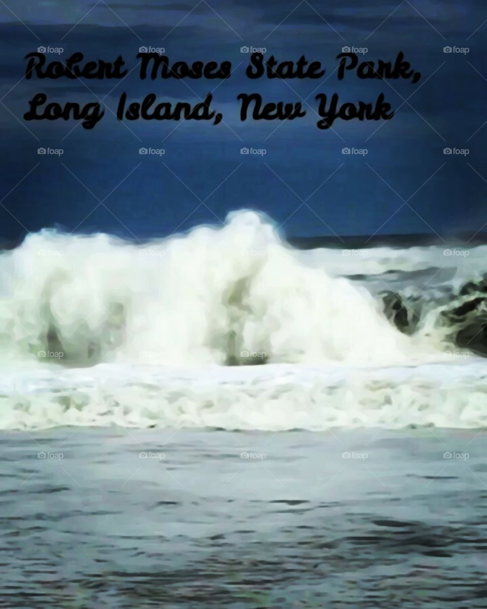 Robert Mosses State Park, Long Island, New York. Instagram,@PennyPeronto