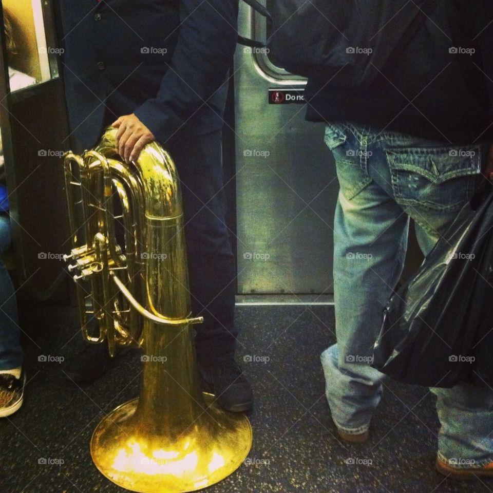 travel ny train music by JoSaRad