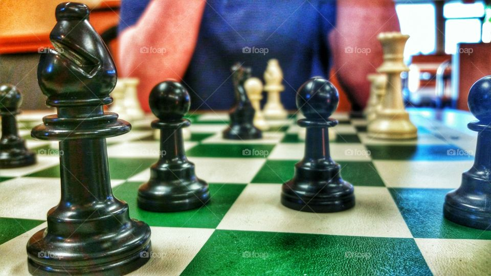 chess. chess playing