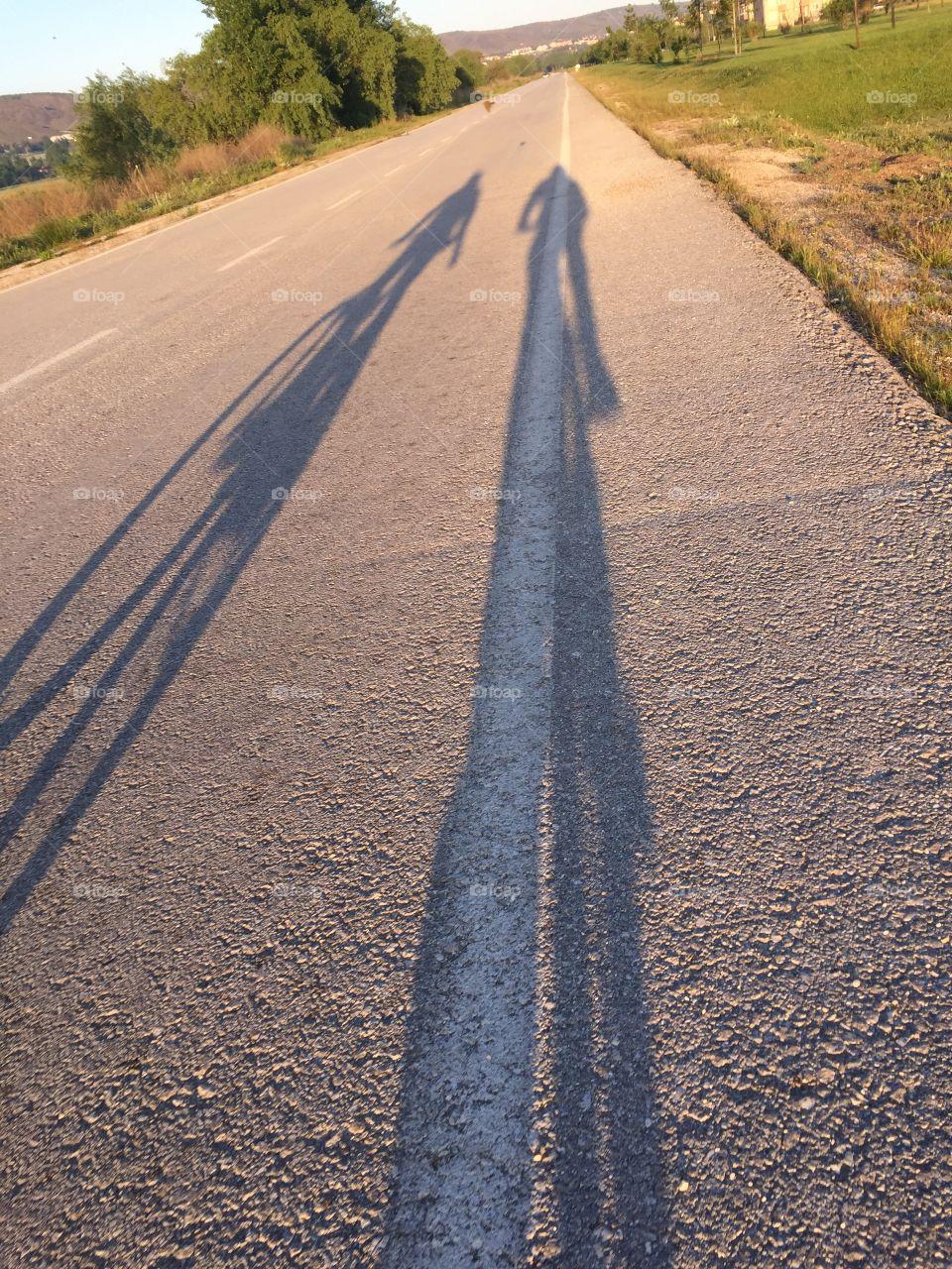 Shadows of Friendship