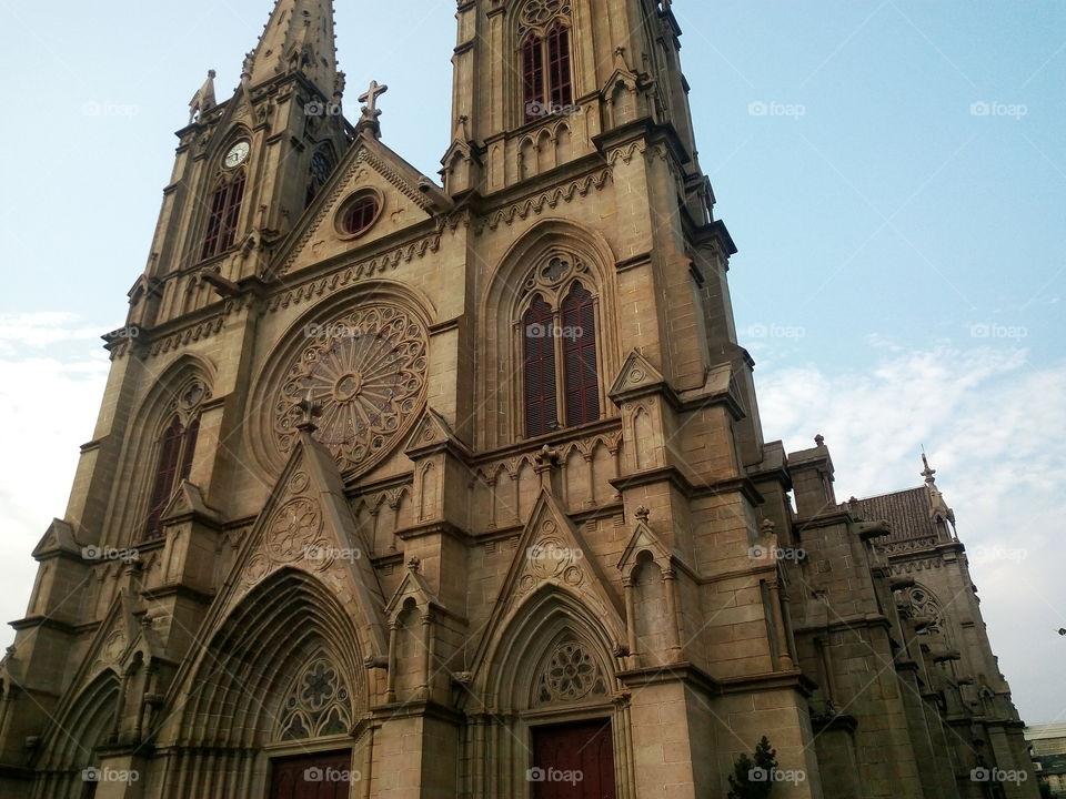 Shishi heart  cathedral
