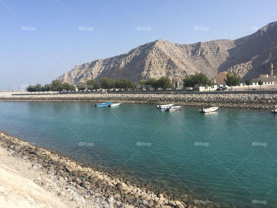Khasab, Oman ☀️🌴