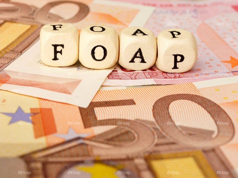 Foap money