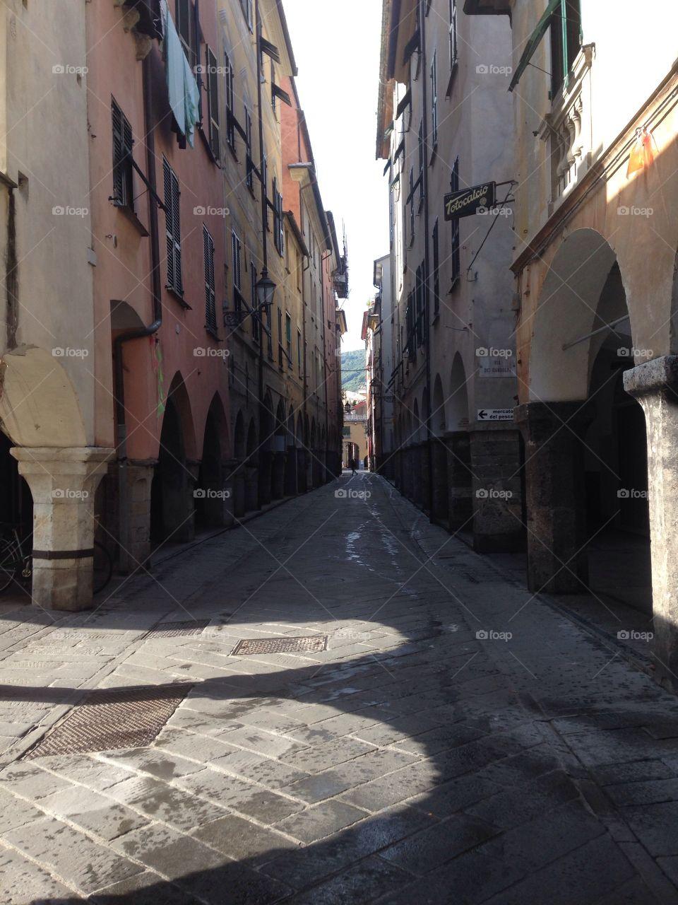 Chiavari Liguria