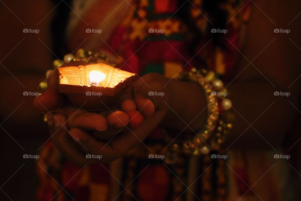 Happy Diwali festive seasons greetings. India. Festival of Lights. Deepawali. Festive holidays.