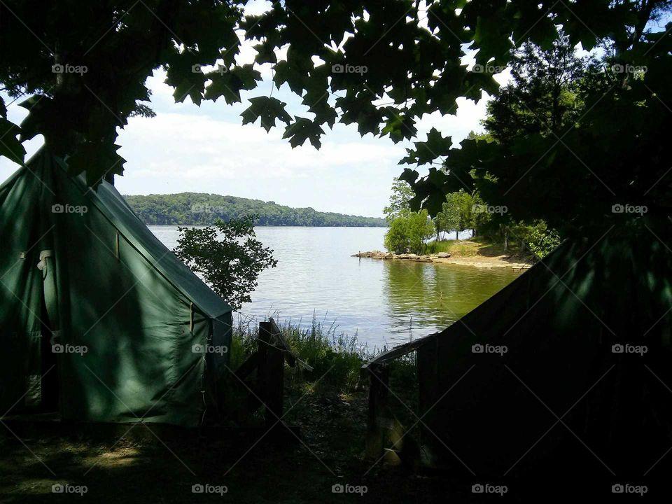 Boy Scout Summer Camp