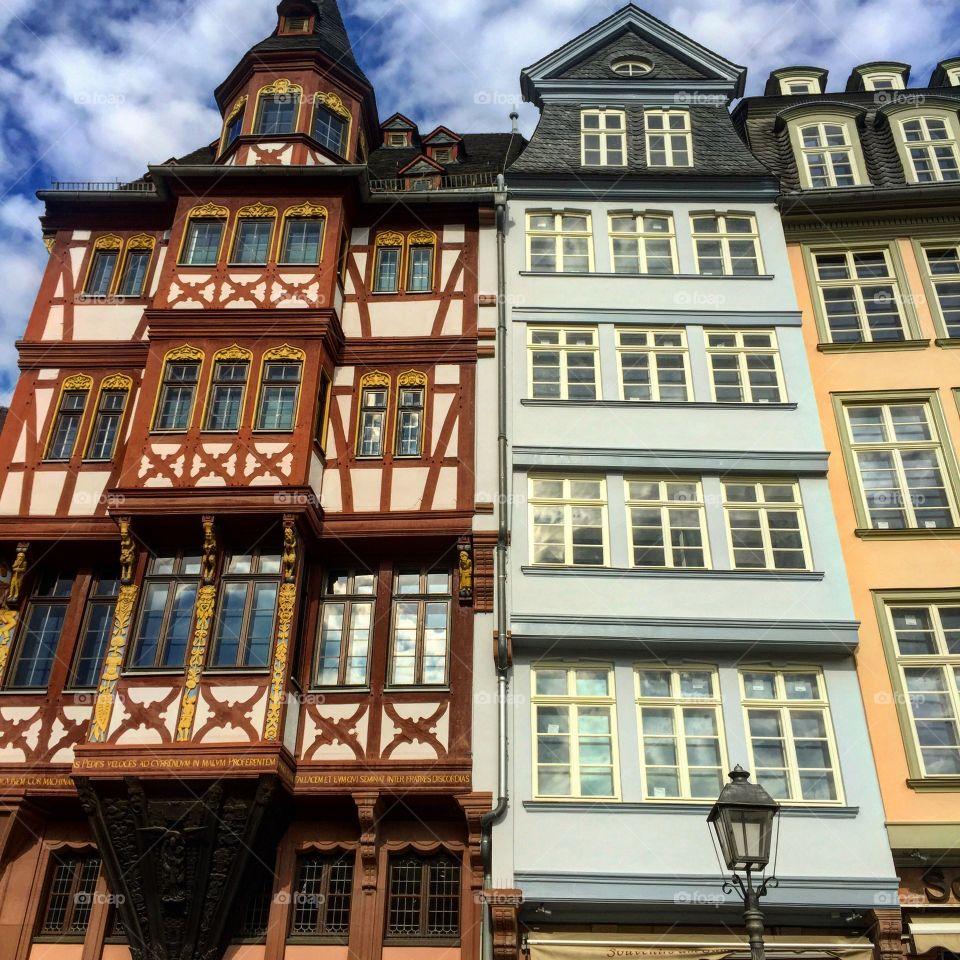 Frankfurt Römer Germany