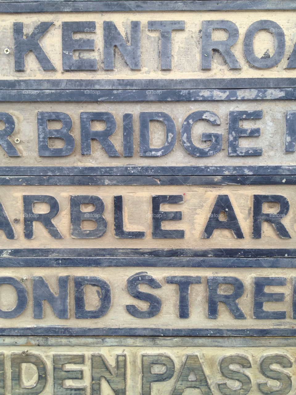 streets street signs street names tower bridge road by alexchappel