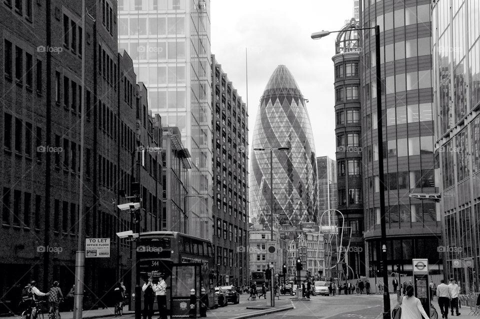 street london scene architecture by resnikoffdavid