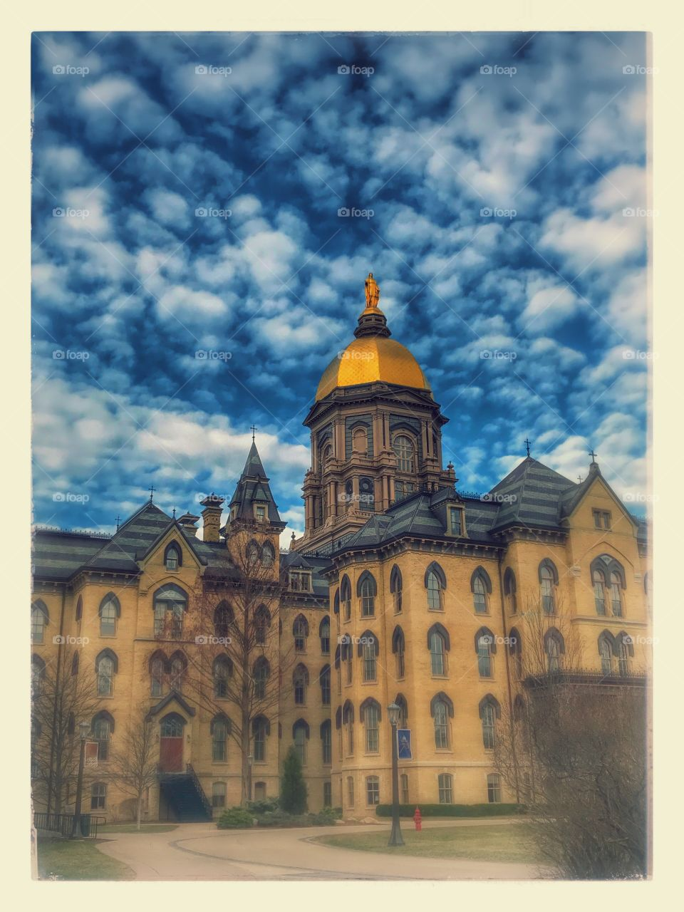 HDR University of Notre Dame