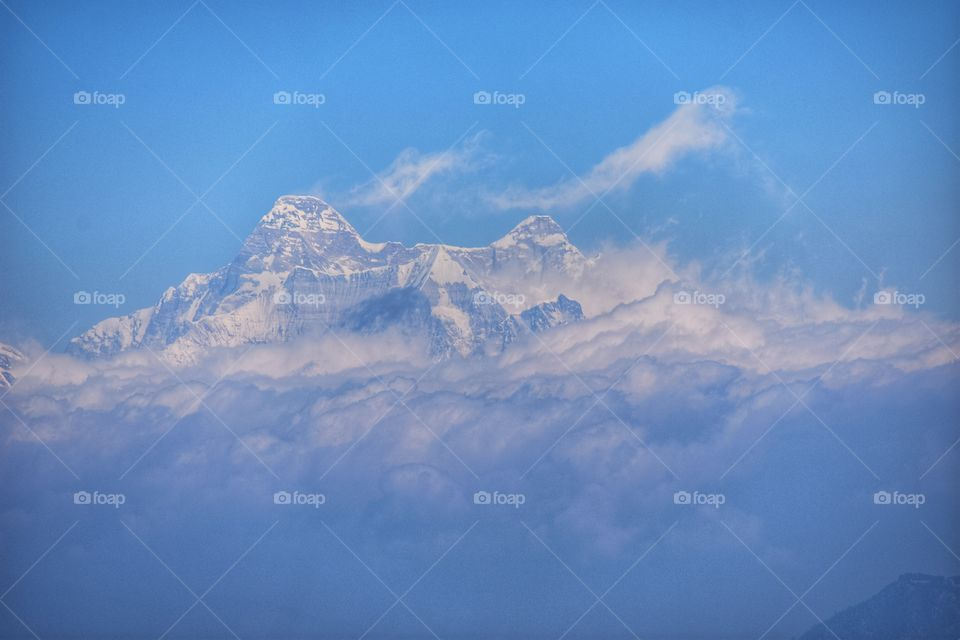 Himalayan the peak of world