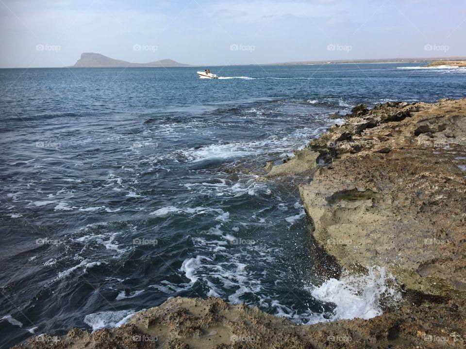 At Murdeira Cape Verde