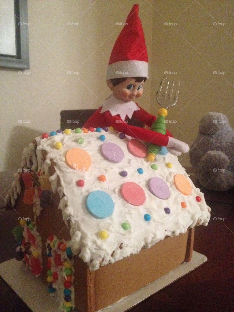 Gingerbread Elf