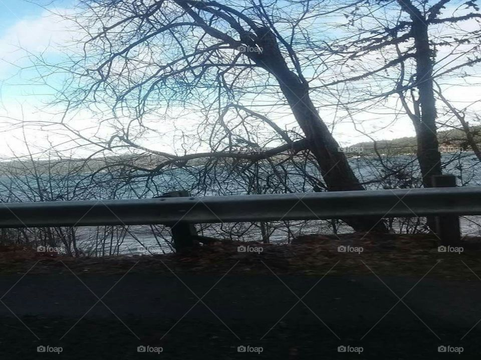 hoodsport roadway side photo