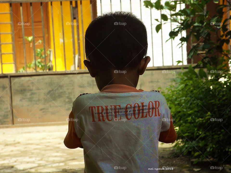 true color. true color of life