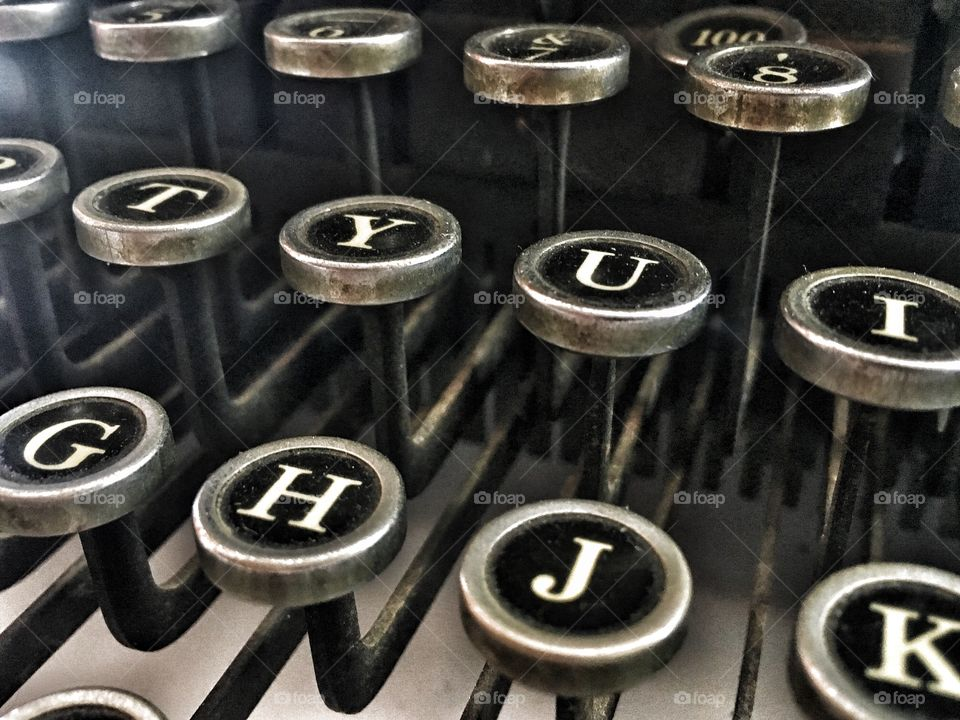 Vintages typewriter